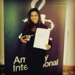 Nirbhaya- Winner of Amnesty International Freedom of Speech award